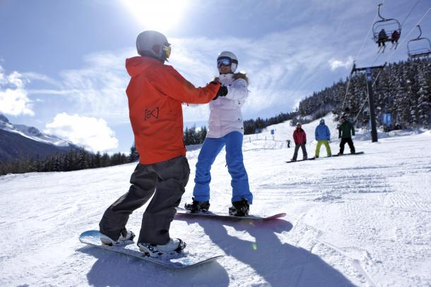 Snowboard Instructor Courses