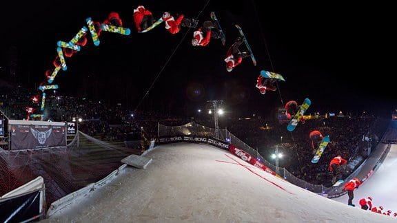 Video Of Triple Cork - Mark McMorris