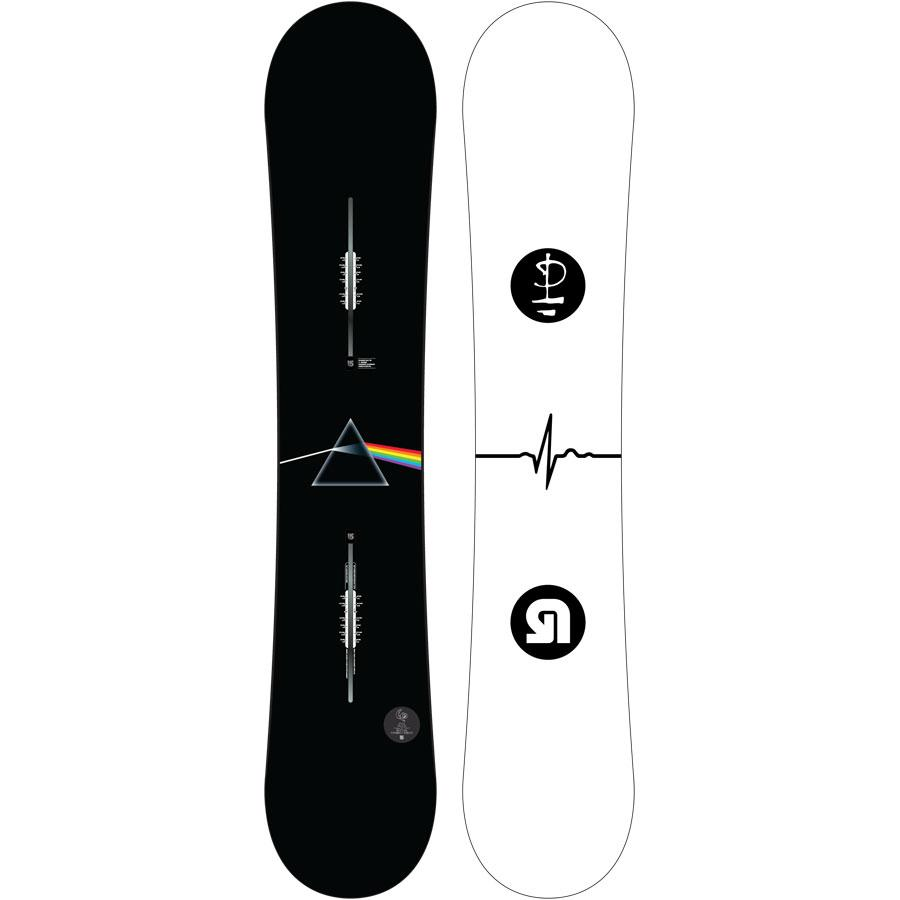 Pink Floyd Snowboard Designs From Burton Blog