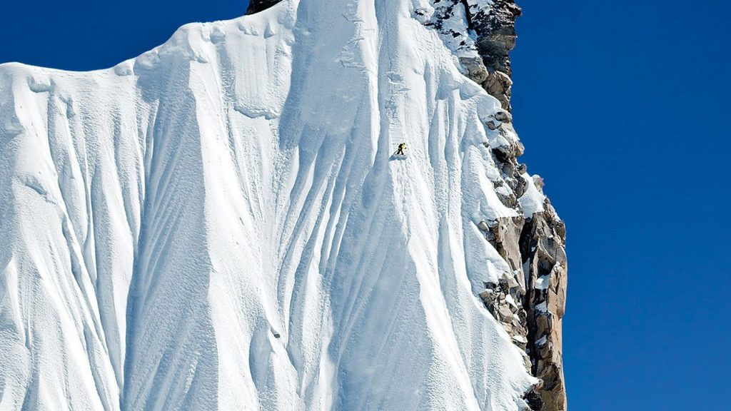 Jeremy Jones first descent in the Himalaya's